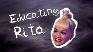 Educating Rita Ora - The Voice UK 2015 - BBC One