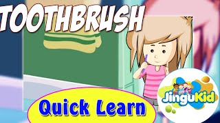 Toothbrush | Popular Nursery Rhymes and Kids Songs | Music Videos Collection For Preschool Children