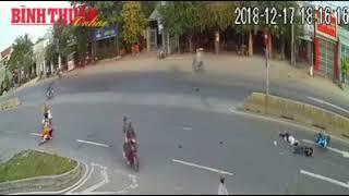 Tai nạn kinh hoàng do chị Ninja Lead đi ẩu - Chết oan 2 mạng người