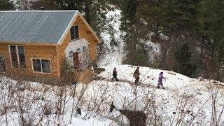 Little House in Winter — Little House Vlog #50