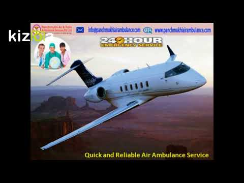 Inexpensive Air Ambulance Service in Silchar with Advanced Medical Equipments