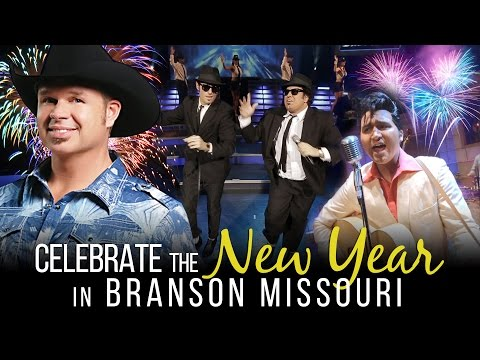 Celebrate New Years Eve in Branson, Missouri