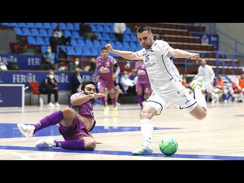 O Parrulo Ferrol - Palma Futsal Jornada 30 Temp 20-21