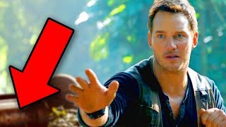 Jurassic World Fallen Kingdom TRAILER BREAKDOWN - Easter Eggs & Details You Missed!
