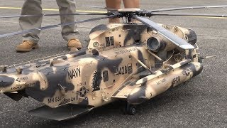 MH-53J  -PAVE LOW III RC MODEL HELICOPTER BY RETO MARBACH