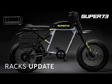 What Happened To Our Racks? - SUPER73