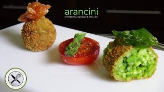 Arancini – Bruno Albouze – THE REAL DEAL