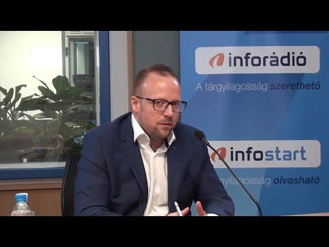 InfoRádió - Aréna - Biczók András - 2021.05.26.