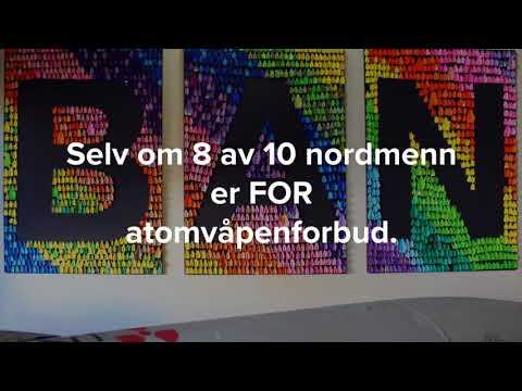 Atomvåpenforbud signeres – uten Norge