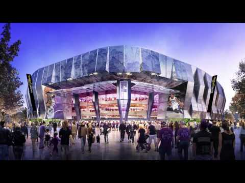 Golden 1 Center: Designed for Fans, City and Planet