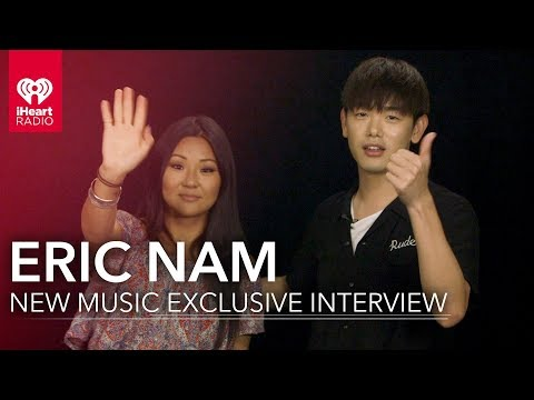 Eric Nam Dances and Has a New Album | Exclusive Interview