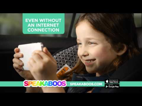 """Speakaboos, the educational technology company that promotes learning through interactive media for children, announced the national marketing launch for its multi-platform reading app for kids 2-6.  Headlining the campaign is a dynamic television commercial titled """"Screen Time"""" introducing Speakaboos to millions of parents and caregivers across the country."""