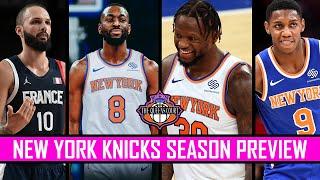 New York Knicks Season Preview