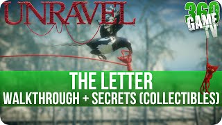 Unravel - Chapter 8 (The letter) Walkthrough incl all Secrets (Collectible Locations) - Obsessive