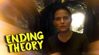Annihilation (2018) Ending Theory Explained