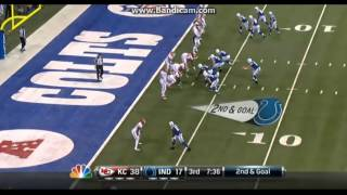 Kansas City Chiefs vs Indianapolis Colts