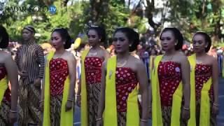 Tari Gambyong Solo Pecahkan Rekor Dunia