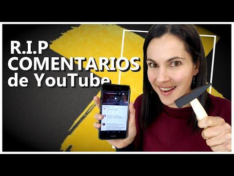 ¿Deberían ELIMINARSE los COMENTARIOS en YoutTube?
