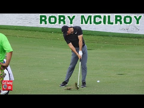 RORY MCILROY FAIRWAY IRON SLOW MOTION GOLF SWING 1080 HD