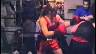 Female boxing