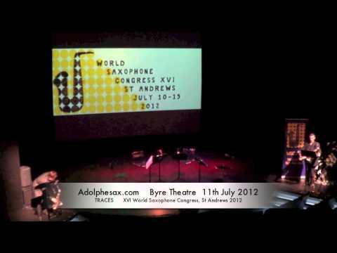 WSCXVI TRACES   Quartet Nº1 by Dionysos Papanicolaou