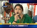 Telangana Stands 2nd Place in Crime Against Women: Kushboo