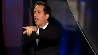 Jerry Seinfeld Destroys Awards Shows - Comedian Award 2007
