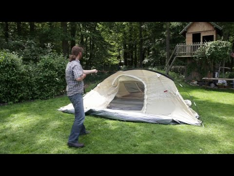 video Skandika Gotland Six Man Family Tent