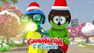 "Gummy Bear Show 19 ""MERRY CHRISTMAS"" Gummibär And Friends"