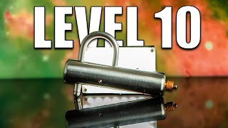 Solving a $3000 Lock Puzzle!! Level 10