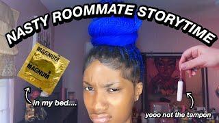 STORYTIME: My NASTY College Roommate | Localblackchild