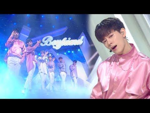《Comeback Special》 BOYFRIEND(보이프렌드) - Star @인기가요 Inkigayo 20170813