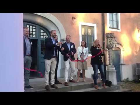 Svensk Byggnärings mingel i Almedalen 2018