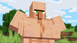 Minecraft mobs if they never skipped leg day