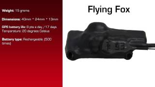 Watch video - GPS Data Logger for Flying Fox