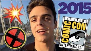 EXPERIENCIA COMIC-CON 2015 / Andrés Navy