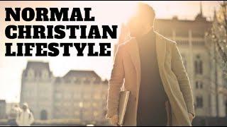 Normal Christian Lifestyle - Evans Francis Live