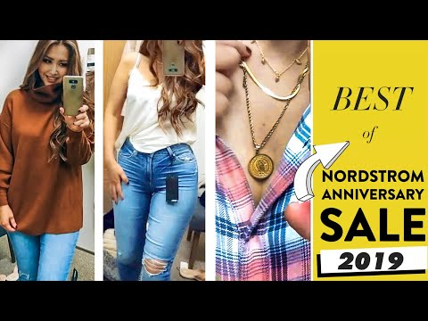 #Nsale TRY-ON HAUL ? BEST & WORST NORDSTROM ANNIVERSARY SALE CLOTHING 2019