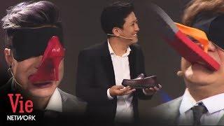 Trường Giang khiến tất cả khách mời phải gặm giày dép trong cay cú | Ô Hay Gì Thế Này! Tập 1