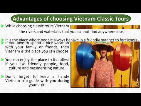 Discover Mesmerising Vietnam Choose Classic Tours Vietnam