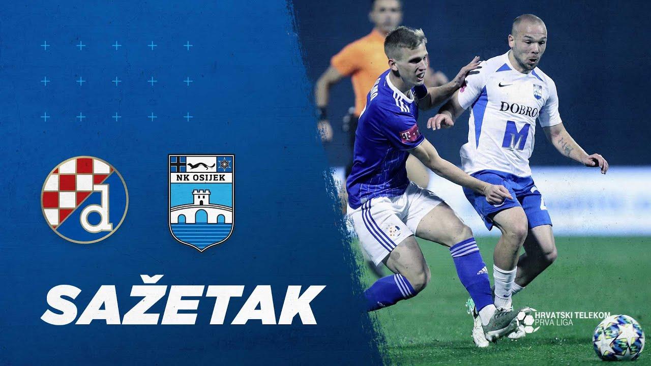 | Dinamo 1-0 Osijek