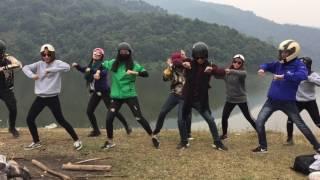 Nhóm Phượt nhảy VỀ NHÀ ĂN TẾT Bigdaddy & Justatee