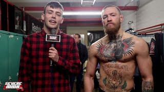 Conor McGregor talks dos Anjos, Cerrone, 170lbs, relationship with UFC brass and more