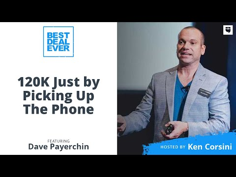 120K Just by Picking Up The Phone   Best Deal Ever Show