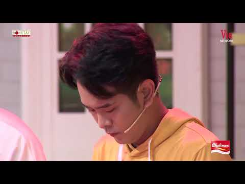Các chàng trai căng thẳng đấu với nhau   KHI CHÀNG VÀO BẾP mùa 2 - Tập 34