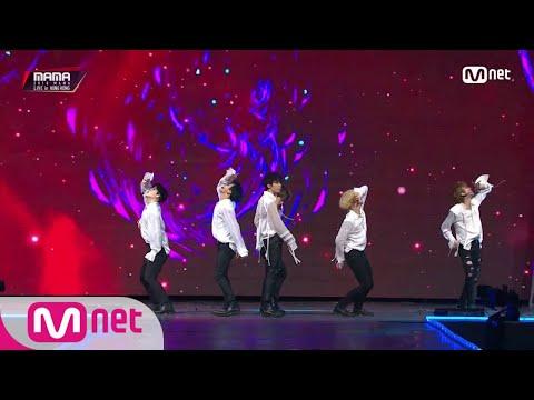 SEVENTEEN_Oh My! + Flower│2018 MAMA in HONG KONG 181214