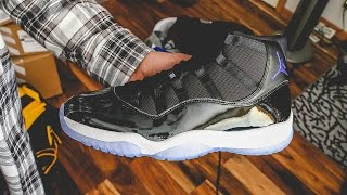 Air Jordan 11 Space Jam 2016 First Thoughts!!!