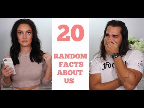 20 Random Facts About Me & My Husband!! Chloe y Seba \ ChloeMorello