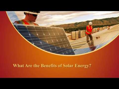 What Are the Benefits of Solar Energy? - Solar Warehouse Australia