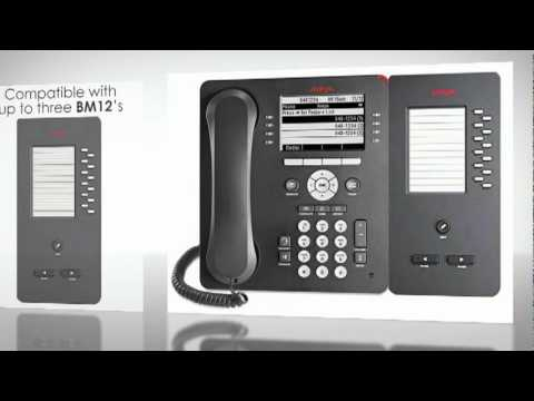 Office Phone: Office Phone With Headset Port